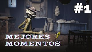 Little Nightmares MEJORES MOMENTOS #1