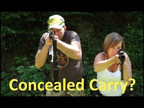 Concealed Carry Licenses UK