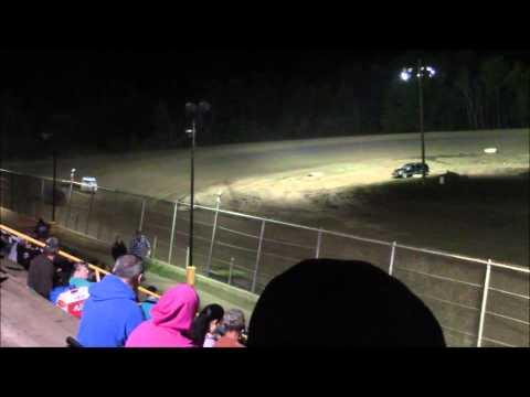 Butler Motor Speedway Street Stock Heat #1 9/19/15
