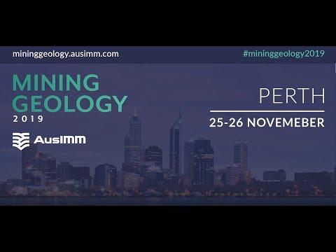 International Mining Geology Conference 2019
