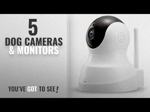 Top 10 Dog Cameras & Monitors [2018 Best Sellers]: TENVIS HD IP Camera - Wireless IP Camera with