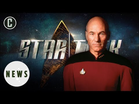More Star Trek Shows in the Works, Maybe with Patrick Stewart