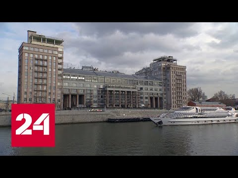 В театре Эстрады идет большая реконструкция - Россия 24