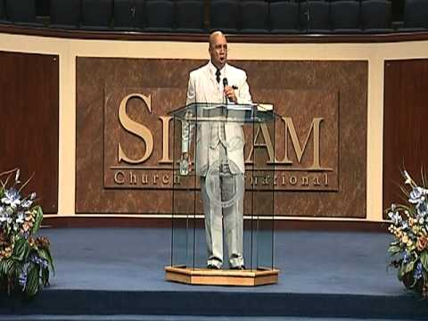 Dr. Jonathon C. Carter - The Sifting Of The Saints