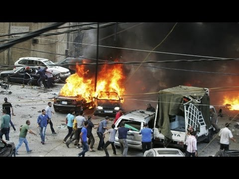 Beirut car bomb hits Hezbollah stronghold