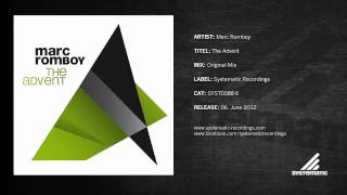 Marc Romboy - The Advent (Original Mix)