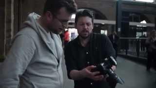 Behind the scenes of JIVE Bike Photo-Shoot