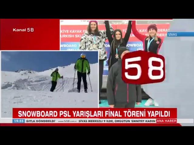Snowboard PSL Yar??lar? Y?ld?z Da??`nda Gerçekle?ti