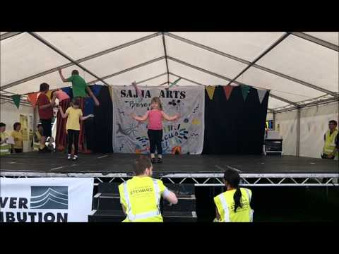 Fuse Festival 2012 Outreach: Lichfield Community Group 2