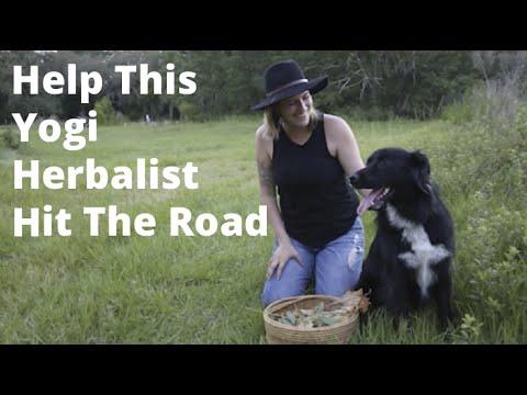 Help This Yoga Herbalist Hit The Road!