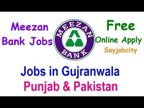 Meezan Bank |Gujranwala |Lahore |Punjab |Pakistan