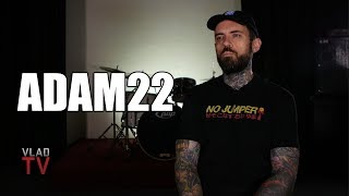 Adam22 on Why Kodak Black Didn't Show Up in A-Boogie's 'Drowning' Video (Part 17)