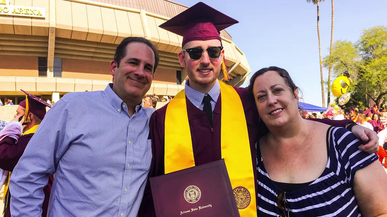 Austin\'s Graduation ASU 5.11.17 - YouTube