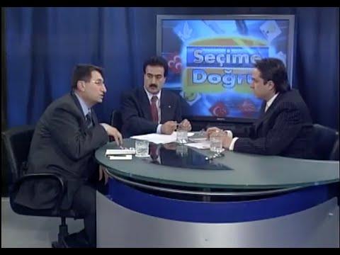 Seçime Doğru - Yılmaz Ateş, M. Eryılmaz, M. Karayalçın, Ali Koç, H. Homriş, E. Demirel (12.03.2004)