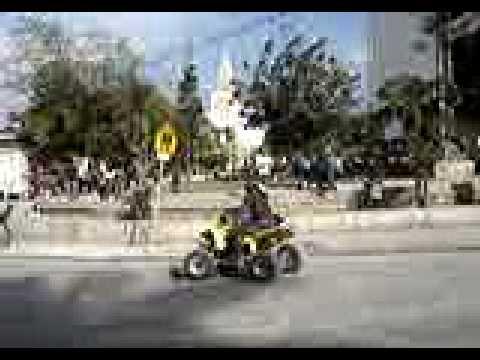 Motoboy in Haiti