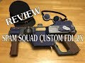REVIEW: FDL-2X (ProjectFDL, Spam Squad, and the SENC Surprised me!!!!!)