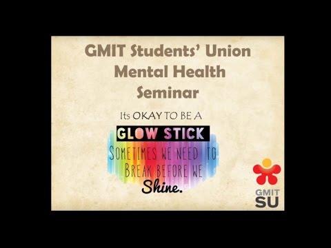GMITSU Mental Health Seminar