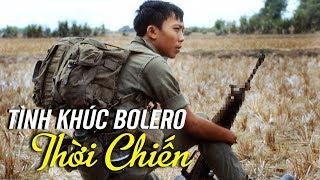 20 Tình Khúc Bolero Thời Chinh Chiến Hay Nhất - Thanh Tuyền, Chế Linh, Hoàng Oanh, Đan Nguyên