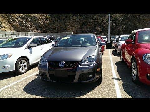2009 Volkswagen GLI 6-Spd Startup, Walkaround, & Full Tour