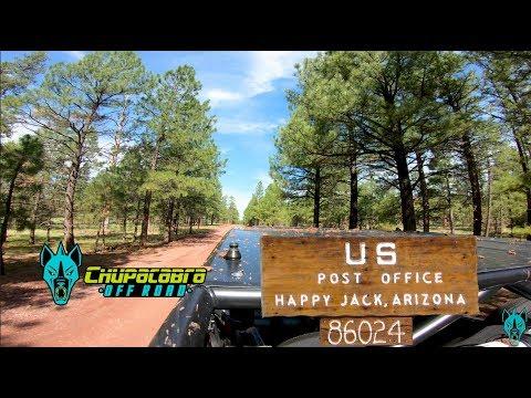 Exploring Arizona - Happy Jack