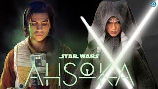 Rosario Dawson Confirms Leaked Ahsoka Casting!