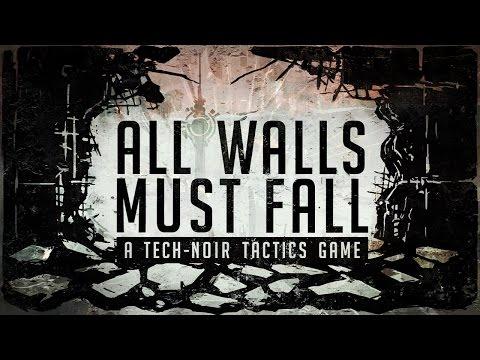 All Walls Must Fall - Time Bomb