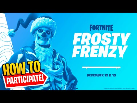 How To Participate In The NEW FROSTY FRENZY CUP And Get FREE REWARDS! ($5,000,000 Cup!)