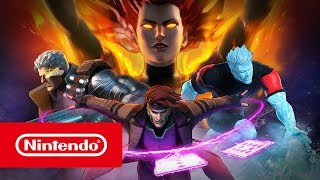 MARVEL ULTIMATE ALLIANCE 3: The Black Order - DLC Pack 2 - X-Men: Rise of the Phoenix
