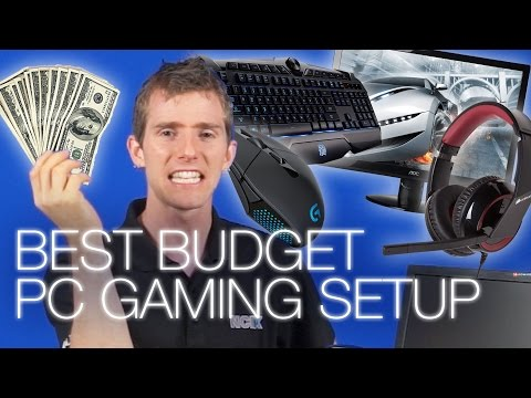 Best PC gaming peripherals to buy on a budget