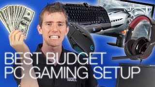 Best PC gaming peripherals to buy on a budget(There seems to be a belief out there that PC gaming is too expensive. And certainly, if you're going for the latest and greatest stuff, it can be. But it can also be ..., 2015-09-08T17:41:17.000Z)