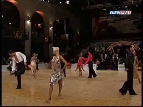 World Latin Professional 2008 Semi-Final & Final