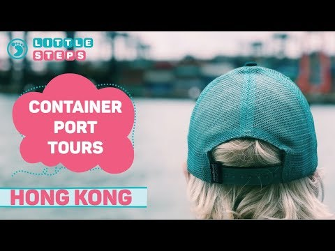 Unique Family-Friendly Container Port Tours In Hong Kong