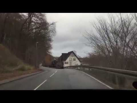Driving Somewhere In Scandinavia - Denmark
