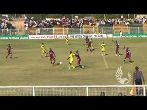 EL KANEMI  VS FC IFEANYI UBAH ...