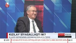 Kızılay Siyasallaştı mı? / Gündem Ankara - 2.Bölüm - 27 Ocak