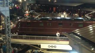 てっぱく【鉄道博物館 】回転台 thumbnail