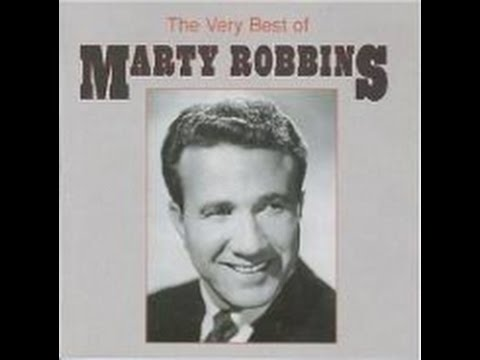 Marty Robbins - El Paso (Lyrics on screen)