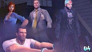 The Punisher Walkthrough Gameplay Part 4 - Mission 5 - Grey
