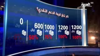 كيف ستوزع السعودية الدعم النقدي لمواطنيها