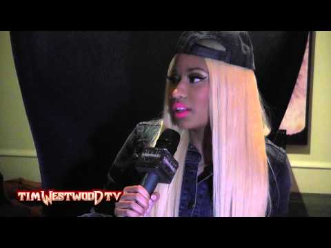 Nicki Minaj talks about highlights from her crazy UK tour! - Westwood