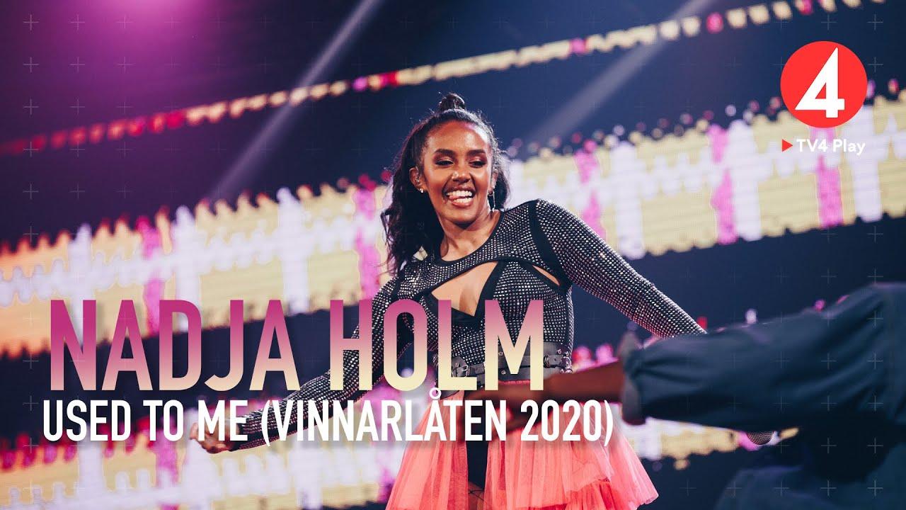 Nadja Holm Wins Sweden's Idol 2020