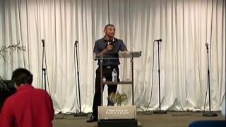 Pastor: Walter Rivas/Jesus nuestro ejemplo