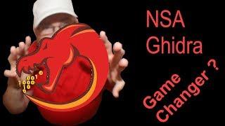 NSA Ghidra, A game changer ?