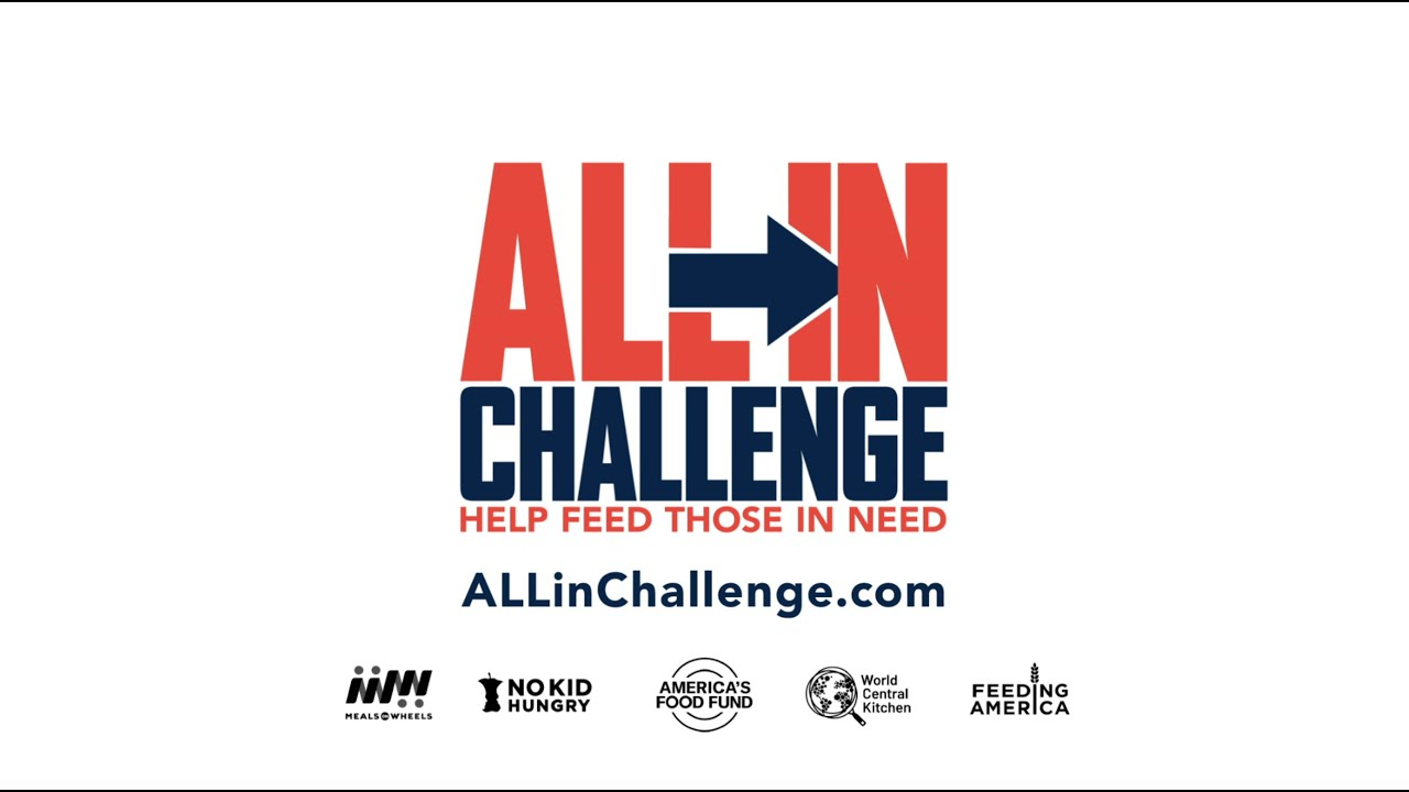 All In Challenge - YouTube
