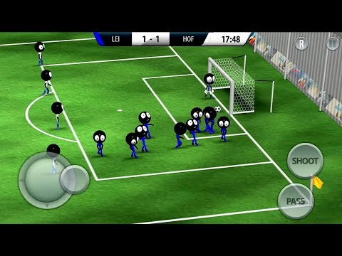 Stickman Soccer 2016 Android Gameplay HD #5