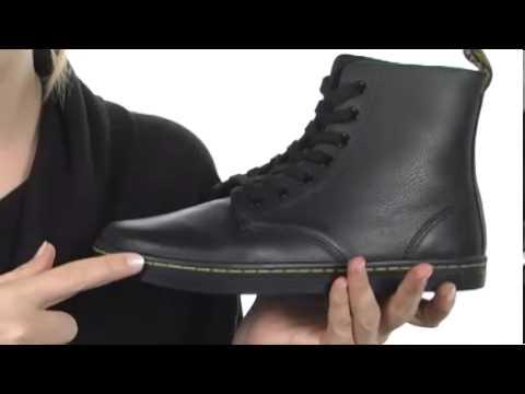 selected material buying cheap replicas Dr. Martens Leyton 7-Eye Boot SKU: #8004441
