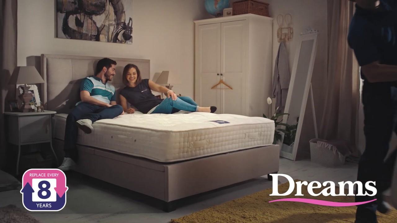 Dreams Beds New Tv Advert A Million Dreams 2019 Youtube