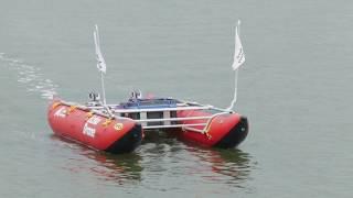 Echodrone, de autonome peilboot