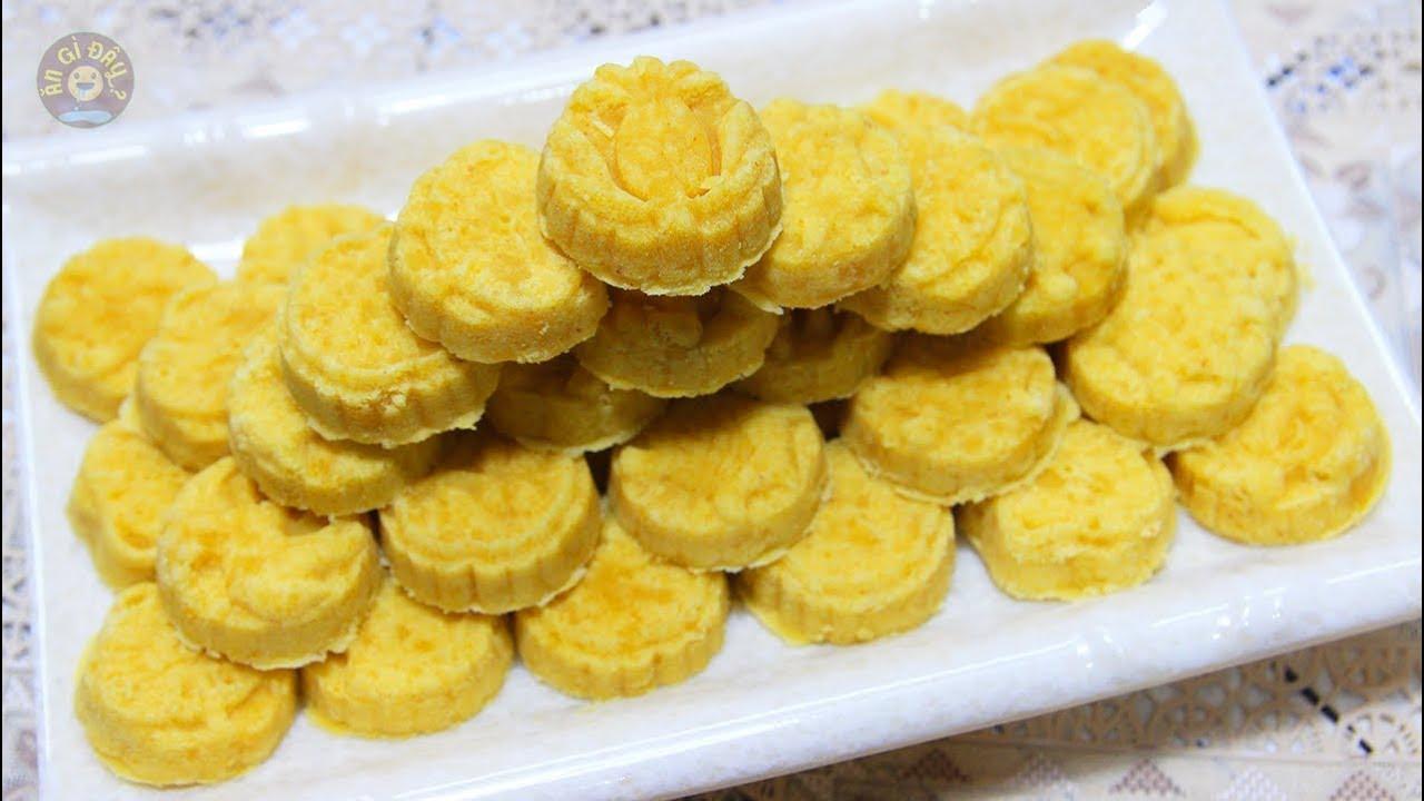 Cách Làm Bánh Đậu Xanh Mềm Mịn Ngon Tan Trong Miệng Khi Ăn