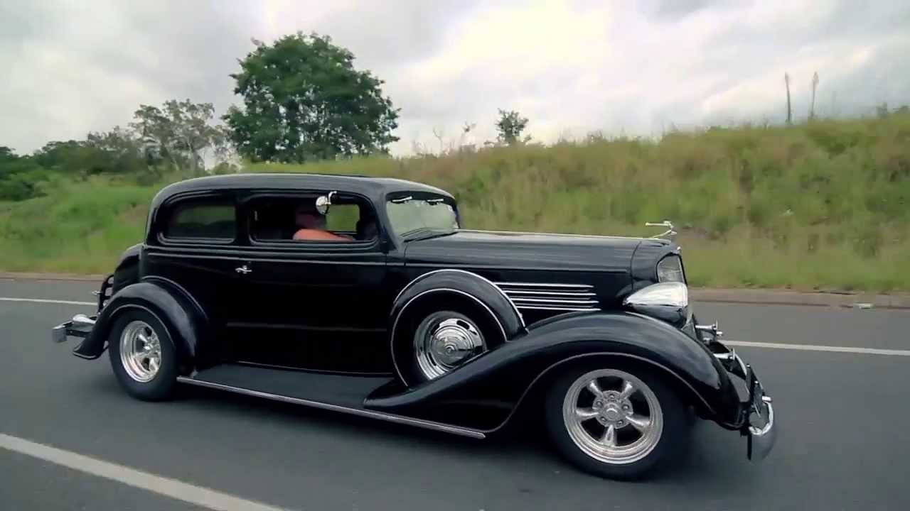 1934 Buick Victoria Cruising Youtube